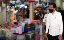 Presiden Resmikan Rusun Pasar Rumput Dukung Aktivitas Ekonomi