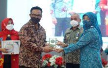 Kalimantan Timur Raih Penghargaan Manggala Karya Kencana Tahun 2021 dari BKKBN