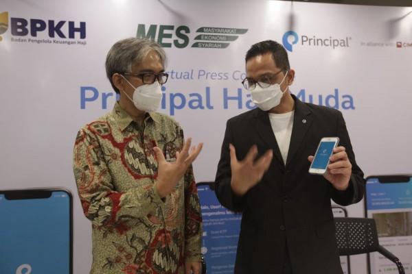Pertama di Indonesia Gerakan Principal Haji Muda